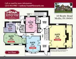 10 Beatty Road Floor Plan Flyer